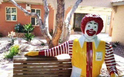 Xeriscapes Unlimited Provides Ronald McDonald House Charities Phoenix Courtyard Enhancement